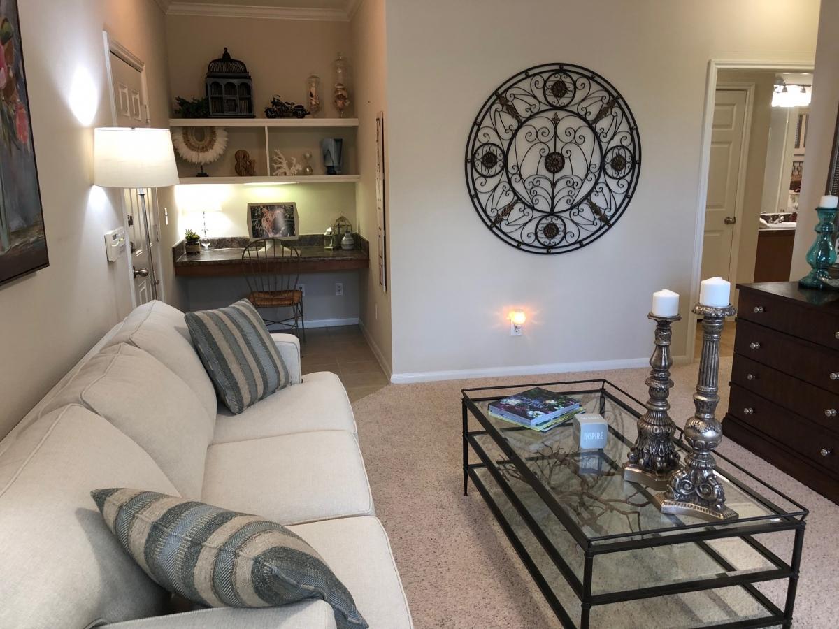 One Bedroom Apartment Rental In Northwest Houston Texas