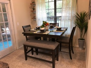 One Bedroom Apartments for rent in Northwest Houston, Texas - 1b