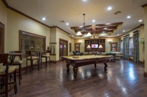 estancia pool table