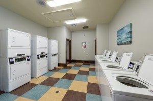 One Bedroom Apartments for Rent in Northwest Houston, TX - Community Laundry Room