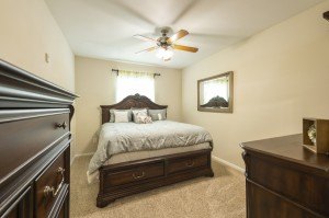 Two Bedroom Apartments for Rent in Northwest Houston, TX - Model Bedroom (4)