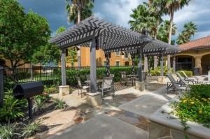 estancia pool gazebo